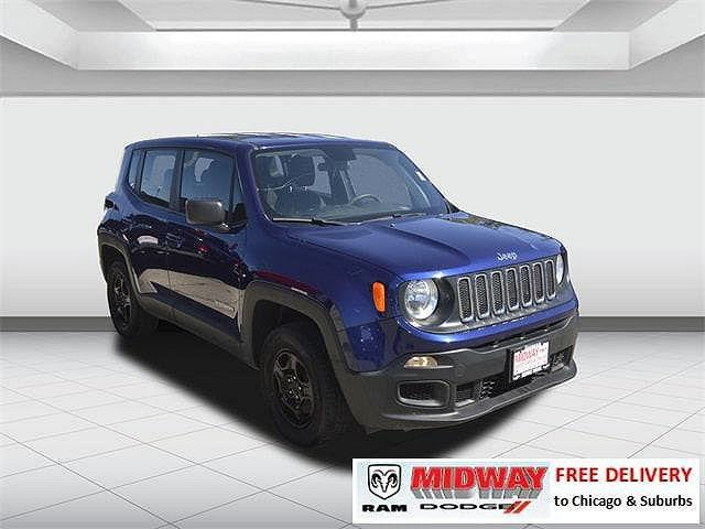 2018 Jeep Renegade Sport for sale in Chicago, IL