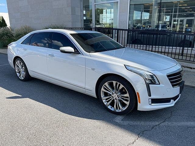 2018 Cadillac CT6 Premium Luxury AWD for sale in Bethesda, MD