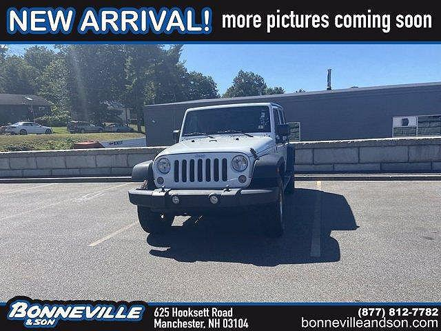2017 Jeep Wrangler Willys Wheeler for sale in Manchester, NH