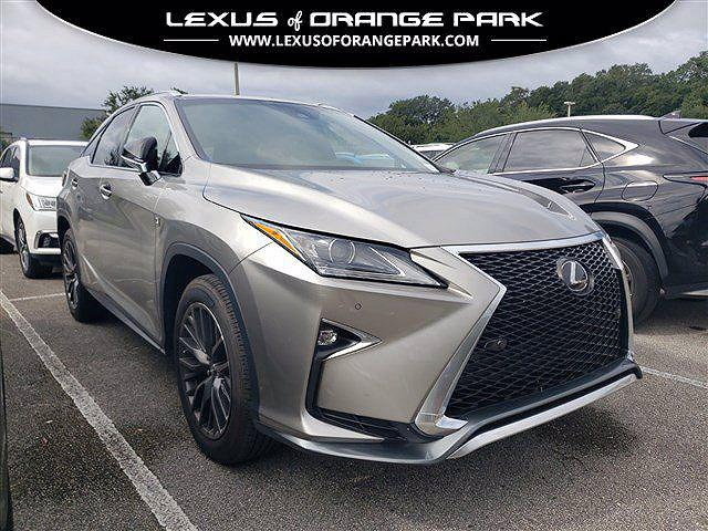 2017 Lexus RX RX 350 for sale in Jacksonville, FL