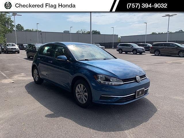 2019 Volkswagen Golf S for sale in Norfolk, VA