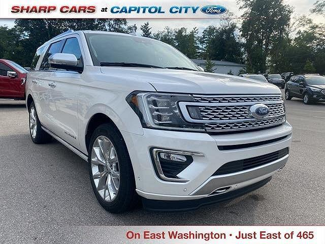 2018 Ford Expedition Platinum for sale in Indianapolis, IN