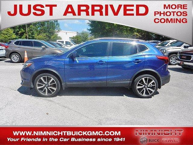 2017 Nissan Rogue Sport SL for sale in Jacksonville, FL