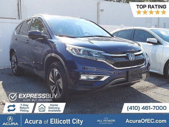 2016 Honda CR-V Touring for sale in Ellicott City, MD