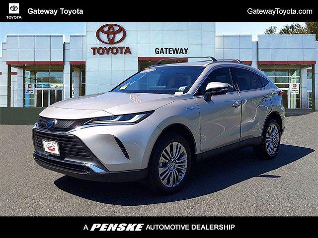 2021 Toyota Venza LE for sale in Toms River, NJ