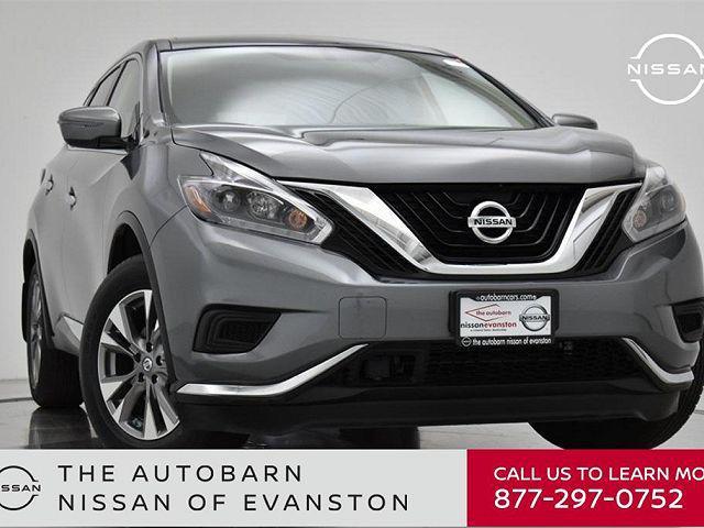 2018 Nissan Murano S for sale in Evanston, IL