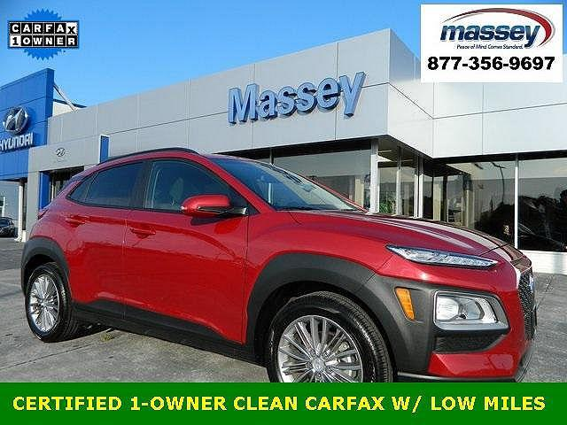 2020 Hyundai Kona SEL for sale in Hagerstown, MD