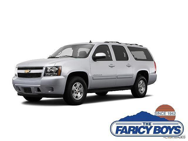 2014 Chevrolet Suburban LT for sale in Colorado Springs, CO
