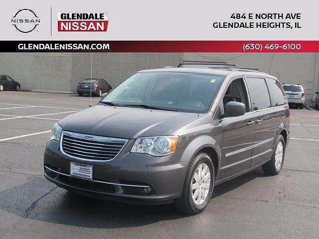 2016 Chrysler Town & Country Touring for sale in Glendale Heights, IL