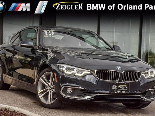 2019 BMW 4 Series 430i xDrive for sale in Orland Park, IL