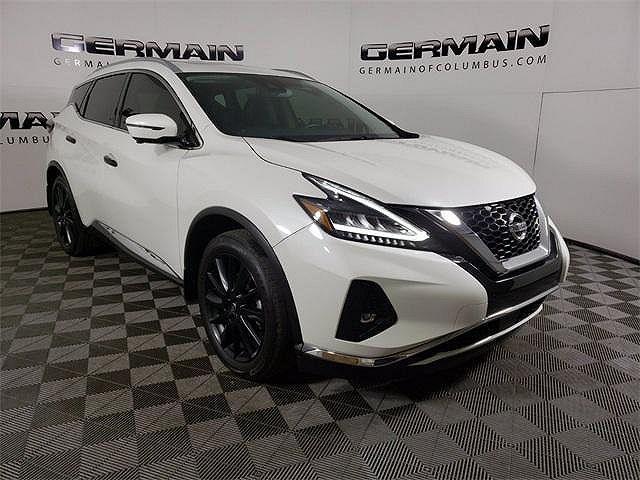 2019 Nissan Murano Platinum for sale in Columbus, OH