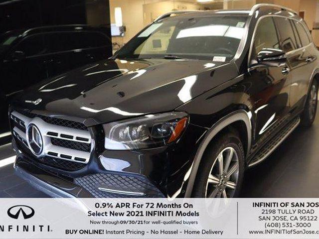 2021 Mercedes-Benz GLS GLS 450 for sale in San Jose, CA
