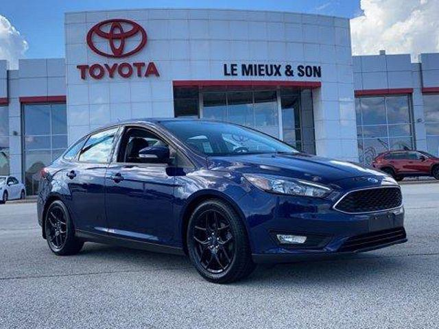 2016 Ford Focus SE for sale in Green Bay, WI