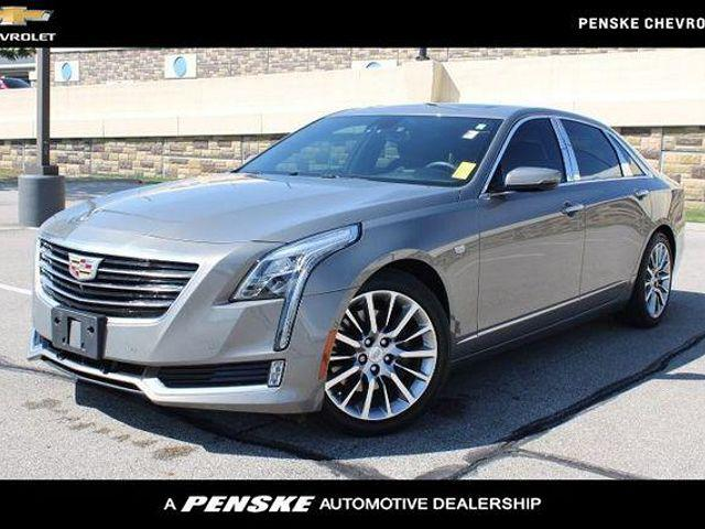 2017 Cadillac CT6 Luxury AWD for sale in Indianapolis, IN