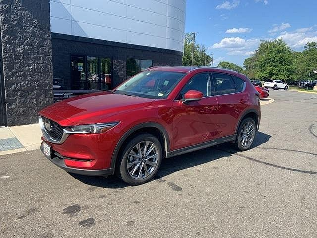 2020 Mazda CX-5 Grand Touring Reserve for sale in Chantilly, VA