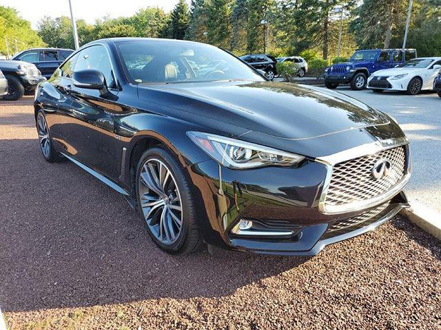 2017 INFINITI Q60 2.0t for sale in West Chester, PA