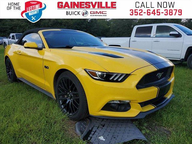 2017 Ford Mustang GT Premium for sale in Gainesville, FL
