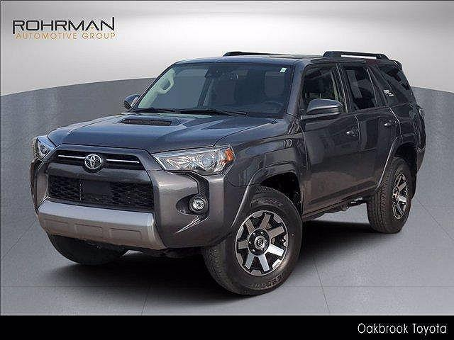 2021 Toyota 4Runner TRD Off Road for sale in Westmont, IL
