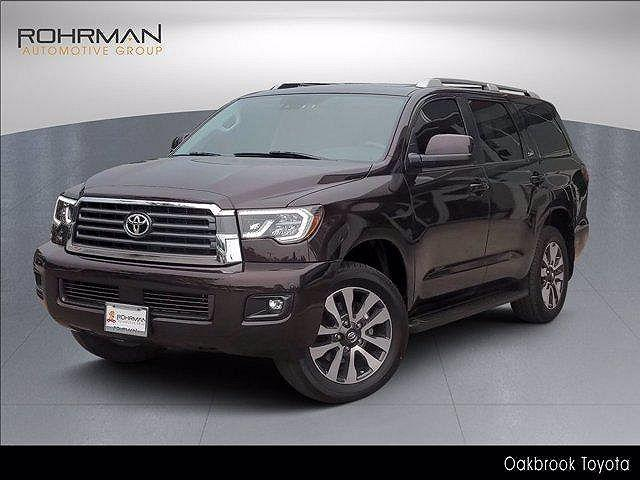 2018 Toyota Sequoia for sale near Westmont, IL