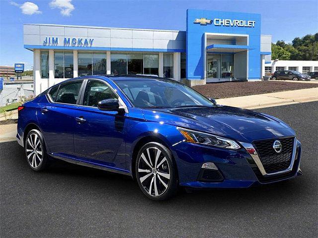 2020 Nissan Altima 2.5 SR for sale in Fairfax, VA