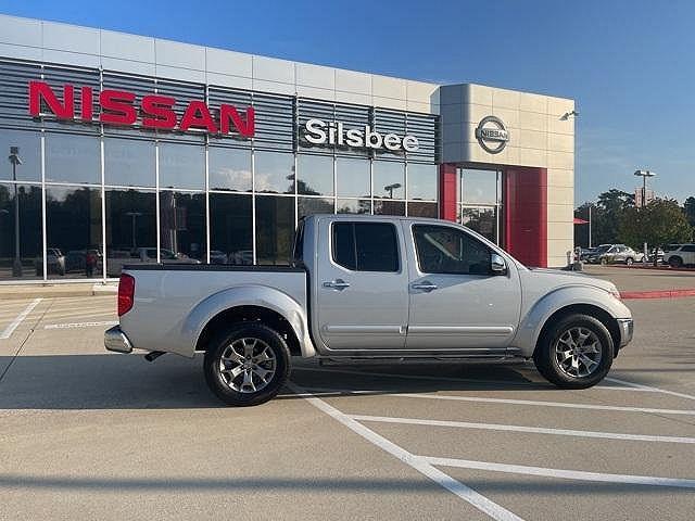 2019 Nissan Frontier SL for sale in Silsbee, TX