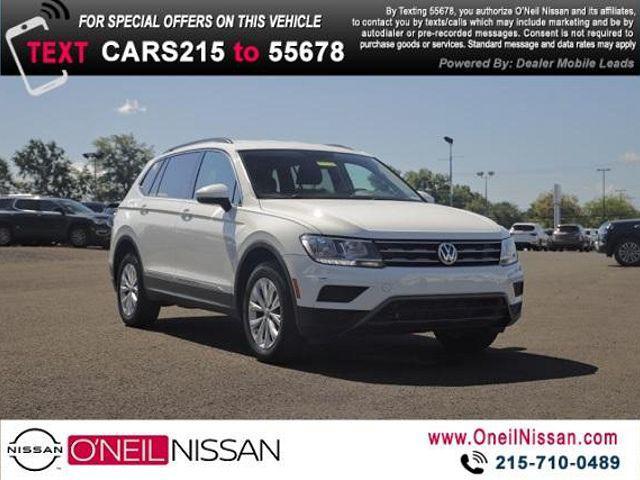2018 Volkswagen Tiguan SE for sale in Warminster, PA