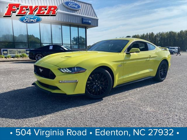 2021 Ford Mustang GT Premium for sale in Edenton, NC