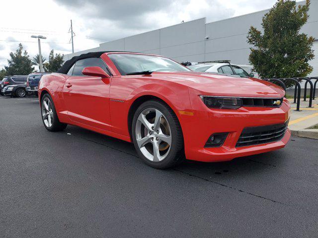 2014 Chevrolet Camaro SS for sale in Lakeland, FL