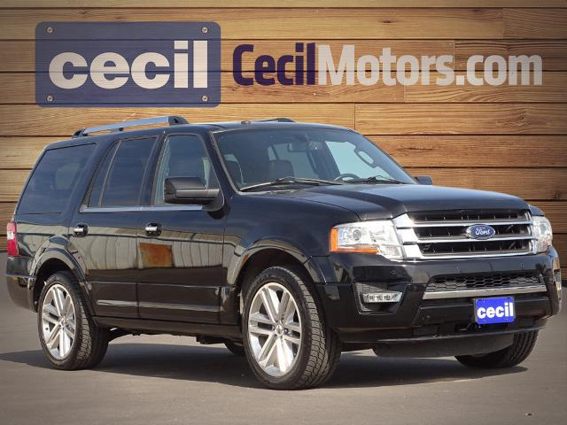 2016 Ford Expedition Limited for sale in Hondo, TX