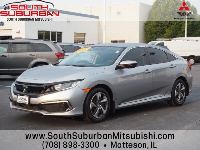 2019 Honda Civic LX for sale in MATTESON, IL