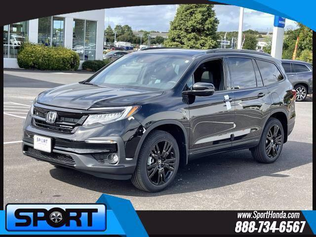 2022 Honda Pilot Black Edition for sale in Silver Spring, MD