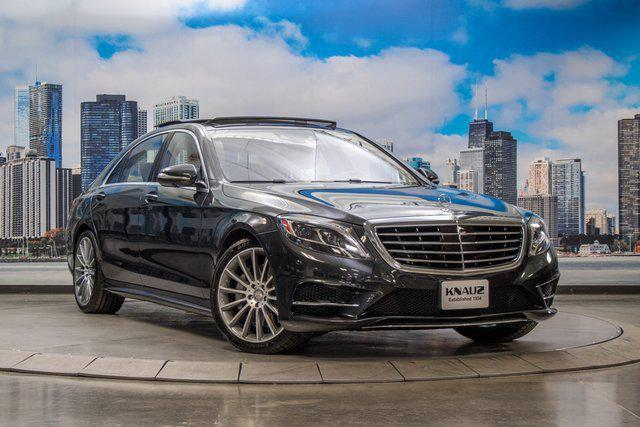 2016 Mercedes-Benz S-Class S 550 for sale in Lake Bluff, IL