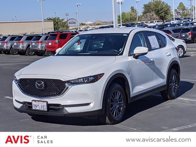 2020 Mazda CX-5 Touring for sale in Victorville, CA
