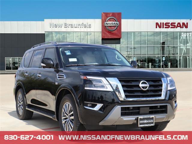 2022 Nissan Armada SL for sale in New Braunfels, TX