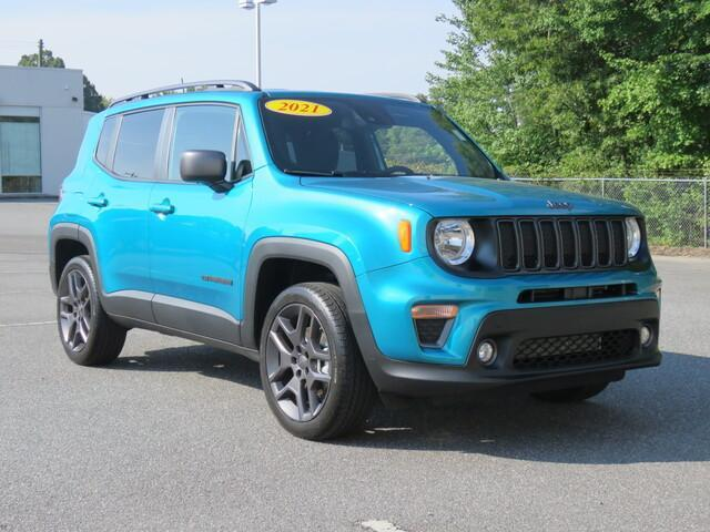 2021 Jeep Renegade 80th Anniversary for sale in Kannapolis, NC