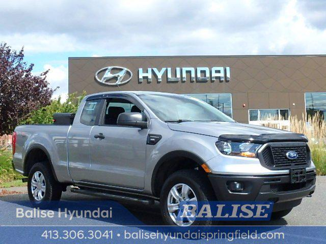 2020 Ford Ranger XL for sale in Springfield, MA