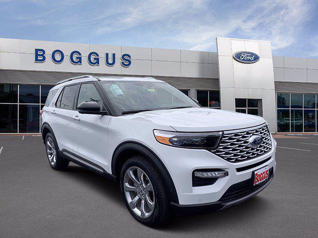 2020 Ford Explorer Platinum for sale in McAllen, TX