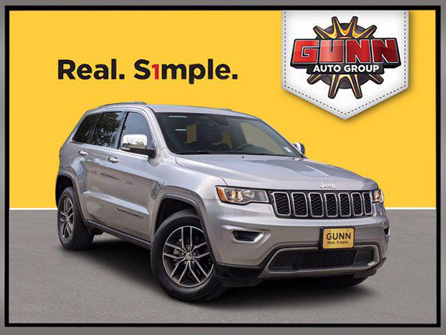 2018 Jeep Grand Cherokee Limited for sale in San Antonio, TX