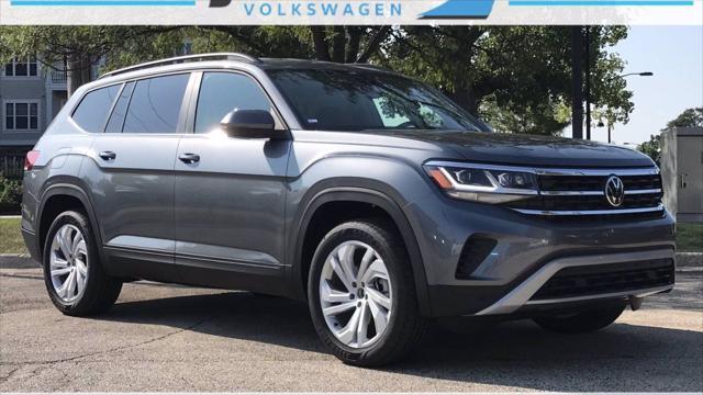2021 Volkswagen Atlas 3.6L V6 SE w/Technology for sale in Glenview, IL
