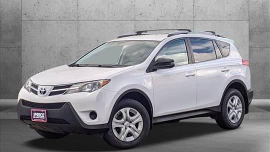 2013 Toyota RAV4 LE for sale in North Bethesda, MD