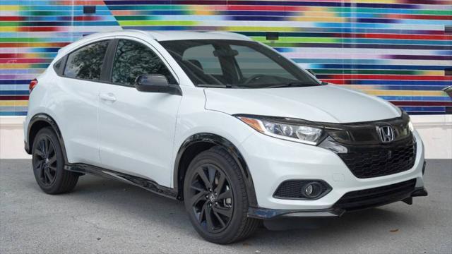 2022 Honda HR-V Sport for sale in Miami, FL