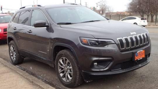 2020 Jeep Cherokee Latitude Plus for sale near Chicago, IL