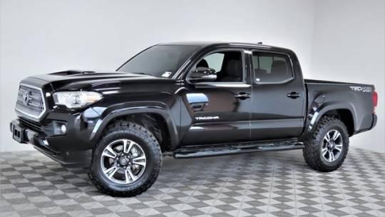 2017 Toyota Tacoma TRD Sport for sale in Chandler, AZ