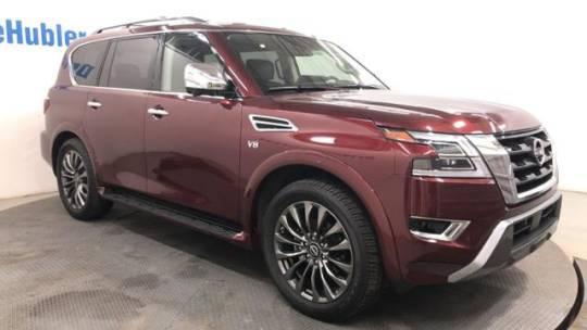 2021 Nissan Armada Platinum for sale in Indianapolis, IN