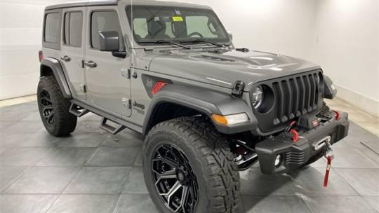 2021 Jeep Wrangler Unlimited Sport S for sale in Elmhurst, IL