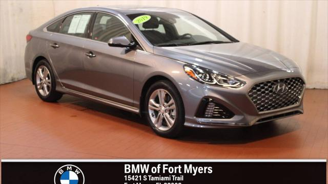 2019 Hyundai Sonata Sport for sale in Fort Myers, FL
