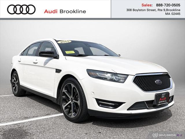 2015 Ford Taurus SHO for sale in Brookline, MA