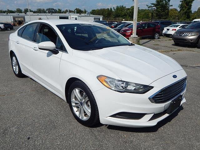 2018 Ford Fusion SE for sale in Rockville, MD