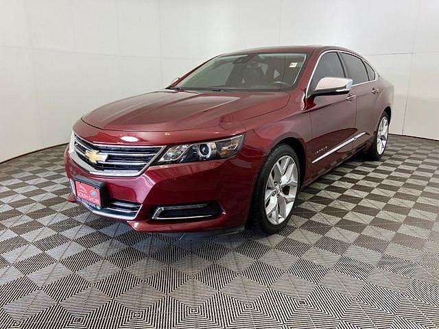 2017 Chevrolet Impala Premier for sale in Crown Point, IN
