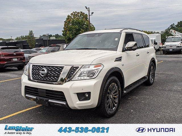 2018 Nissan Armada Platinum for sale in Owings Mills, MD